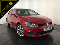 2014 VOLKSWAGEN GOLF GT TDI 1 OWNER SERVICE HISTORY FINANCE PX WELCOME
