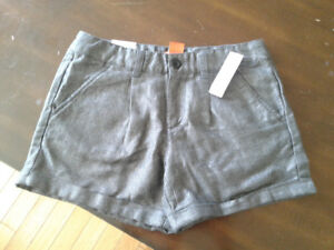 Girls size 14 shorts brand new with tags