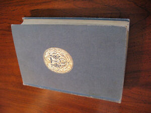 """1948 book """"The Navy of Britain"""" from DOD & Maritime Cmnd. Museum"""