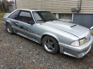 1990 fox body mustang...Swap/Trade