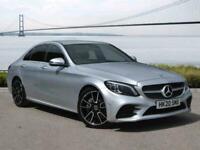 2020 Mercedes-Benz C CLASS DIESEL SALOON C300d AMG Line Edition Premium 4dr 9G-T