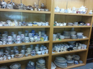 VINTAGE CHINA  FOR YOUR WEDDING NOW 50 % OFF