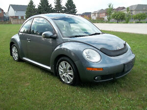 2008 Volkswagen New Beetle (122000 klms) Kitchener / Waterloo Kitchener Area image 2