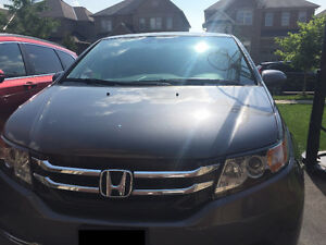 2014 Honda Odyssey EX-L with Navigation and Extended Warranty