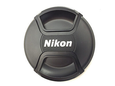 Nikon Japan Camera Original Lens Cap Lc-77 For 77mm