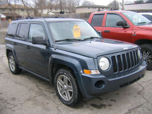 2007 Jeep Patriot Sport 4X4