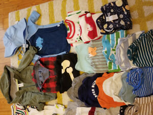 Baby Boy Clothes-6-9 months