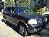2003 Ford Explorer SUV, XLT