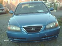 2004 Hyundai Elantra VE Sedan