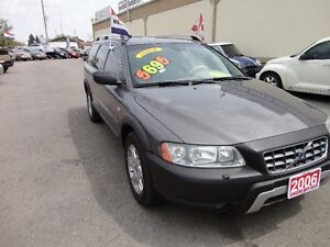 2006 Volvo XC70 w/Sunroof SUV, Crossover E-TESTED & CERT