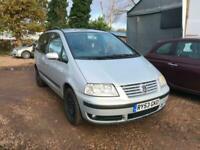 2003 Volkswagen Sharan 1.9 TDI Automatic * Spares or repair * MPV Diesel Automat