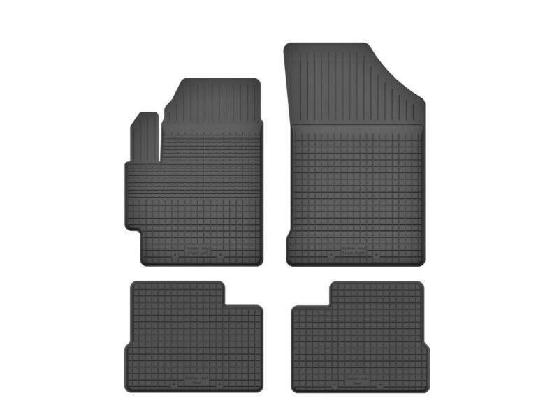 Gummifußmatten für Mazda 6 GH II Bj. 2007 - 2012 Automatten Passform Neu FXC-10