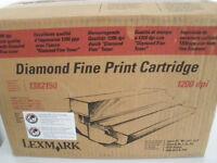 Lexmark Toner Cartridge 1382150