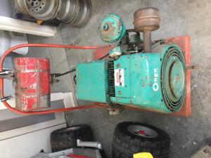 Generatrice Onan 2500watts