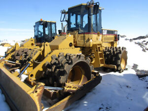 2005 815 CAT PACKER FOR SALE
