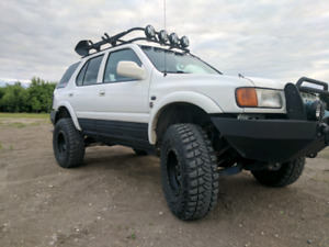 STANDARD isuzu rodeo needed! (98-04)