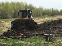 Dozer Services - Lot Clearing, Grubbing