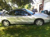 1999 Ford Escort ZX2 Coupe (2 door)