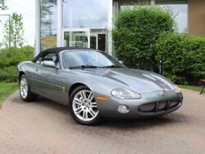 2003 JAGUAR XKR CONVERTIBLE 4.2 SUPERCHARGED