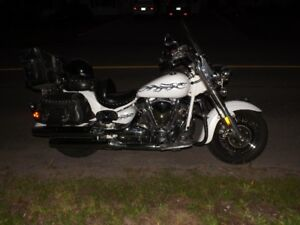 Yamaha Road Star 2004 Marcel 418-545-1487