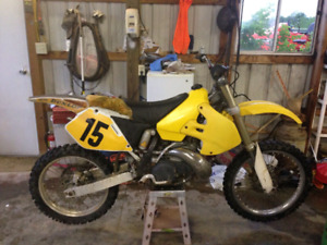 2000 rm 250 parts wanted