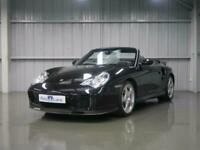 2005 Porsche 911 Turbo S 2dr Tiptronic S CONVERTIBLE Petrol Automatic