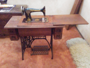 Antique Singer Sewing Maching