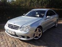 2007 Mercedes-Benz CLK 3.0 CLK320 CDI Sport 7G-Tronic 2dr