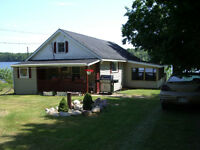 NEW PRICE!!!    WATERFRONT  BRAS d'OR LAKES  COTTAGE
