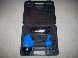 Nailer, Drill, Wrench Set