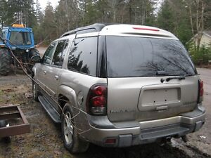 Parting Out 2003 Trailblazer