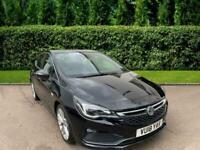2018 Vauxhall Astra 1.4i Turbo (150 PS) SRi VX-Line Nav 5dr Hatch Hatchback Petr