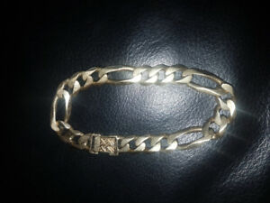 10k gold bracelet 55 grams