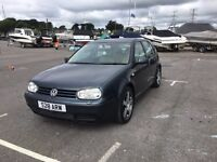 2003 - VW Golf - V6 4-motion, Fully loaded spec - Low mileage