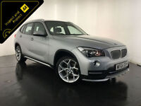 2014 64 BMW X1 XDRIVE20D XLINE AUTOMATIC DIESEL 4WD FINANCE PX WELCOME