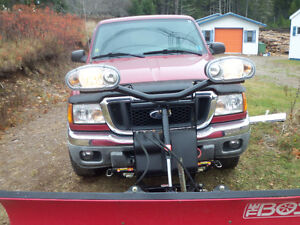 2005 Ford Ranger red Pickup Truck