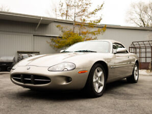 1997 Jaguar XK8 Convertible - Port Alma