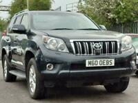 2009 Toyota LAND CRUISER 3.0 D-4D LC5 5dr SUV Diesel Automatic