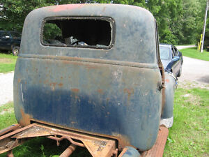 1950`s Chevrolet 1/2 ton, rat rod, restore, or parts, sell/trade London Ontario image 4