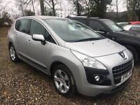 Peugeot 3008 Crossover 1.6HDi ( 112bhp ) FAP 6sp Sport