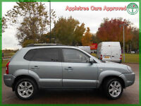 2008 (08) Hyundai Tucson 2.0 CRTD CDX