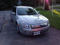 2007 ford fusion cert and Etest GREAT ON GAS!