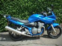 Suzuki GSF600S K5 MOTORCYCLE