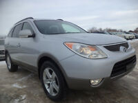 2007 Hyundai Veracruz LIMITED AWD-----YEAR END CLEAROUT SALE
