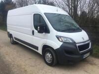 2014 64 Peugeot Boxer 2.2HDi 130 335 L3 H2 Van