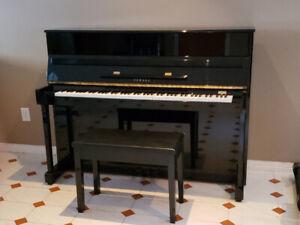 Piano Yamaha modèle LU-201C