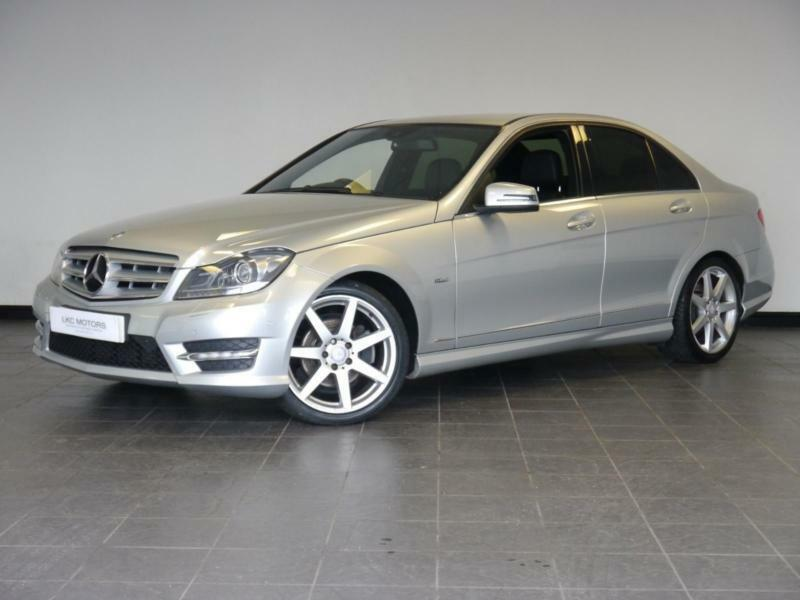 2012 MERCEDES C-CLASS C220 CDI BLUEEFFICIENCY SPORT SALOON DIESEL