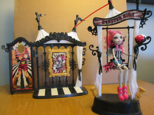 Monster High Circus with Doll