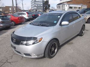 2010 Kia Forte SX LEATHER ROOF TOP OF THE LINE
