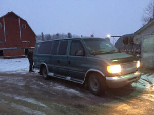 1997 Ford E-350 Club waggon Other